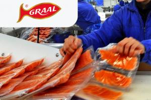 Рабочий на производство рыбной продукции Graal