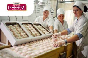 Сотрудник на фабрику печенья Lambertz