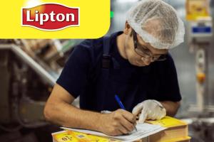 Упаковщик, сортировщик на завод чая Lipton