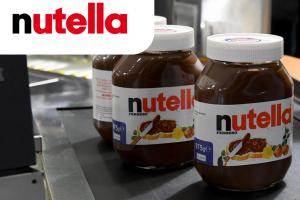 Упаковщик продукции Nutella