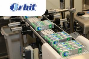 Упаковщик жевательных резинок Orbit