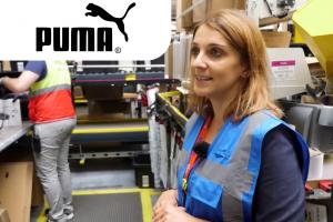 Работа упаковщиком на склад одежды Puma