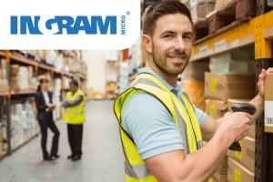 Работник на склады интернет магазинов одежды Ingram