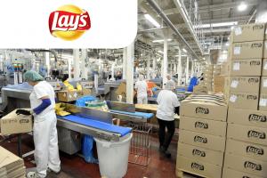 Упаковщик на фабрику чипсов Lays