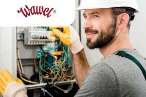 Электрик в компанию Wawel